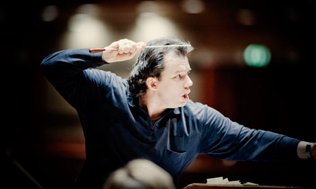 Andris Nelsons: still developing