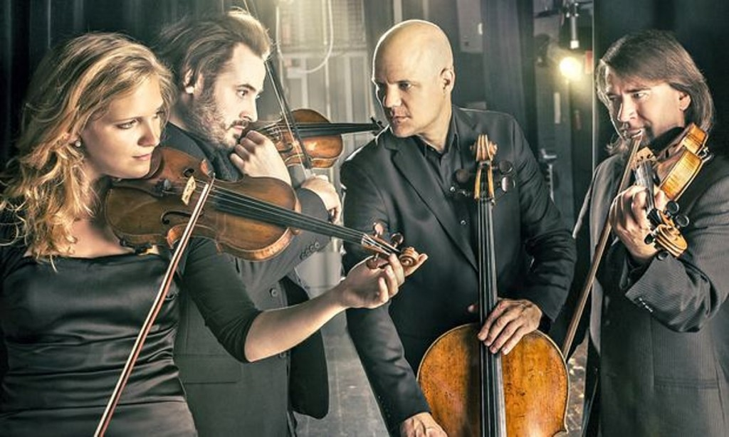 Artemis Quartet, impassioned in Brahms